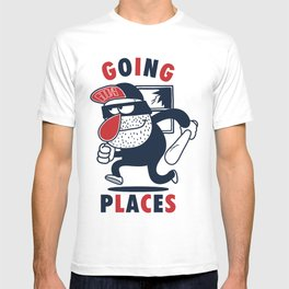 Going Places. T-shirt