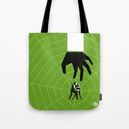 Green Dr No Tote Bag