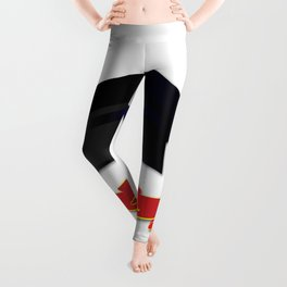 Cap Class Of 2016 Leggings