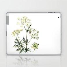 watercolor dill Laptop & iPad Skin