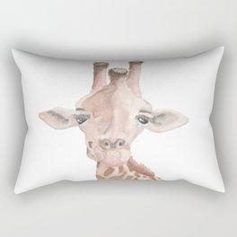 African Spirit Rectangular Pillow