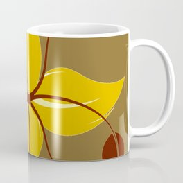 Autumn floral design Coffee Mug