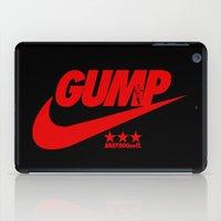 forrest gump iPad Cases featuring Gump- JustDoIt III by IIIIHiveIIII