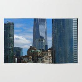 Manhattan One World Trade Center Rug