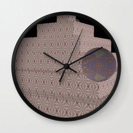 New-Nice Pyramide 1 Wall Clock