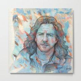 Eddie - I Am Mine Metal Print