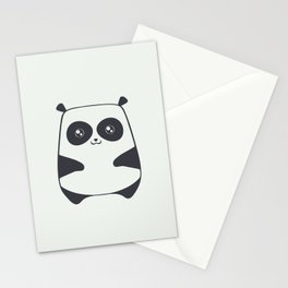 Panda Stationery Cards