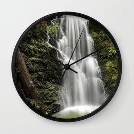 Berry Creek Falls Wall Clock