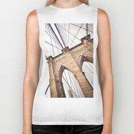 Brooklyn Bridge I Biker Tank