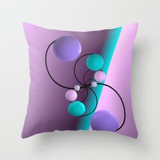 geometrical still-life -2- Throw Pillow