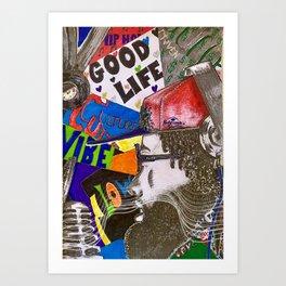 Cultural Entertainment Art Print