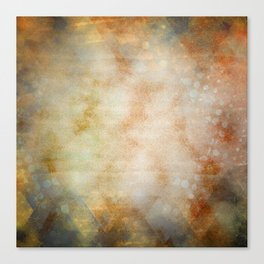 Mythical Space Canvas Print
