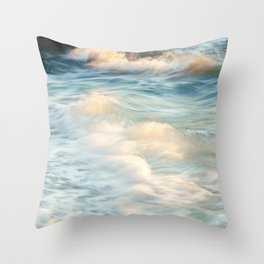 Sea Throw Pillow