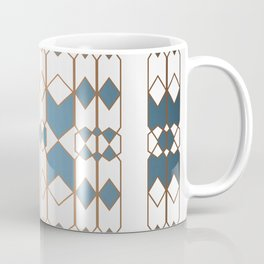 Patternbronze #1 Coffee Mug