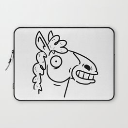Mr Horse Laptop Sleeve