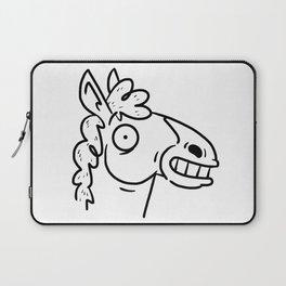 Mr Horse Laptop Sleeve