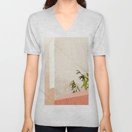 Lazy Afternoon Unisex V-Neck