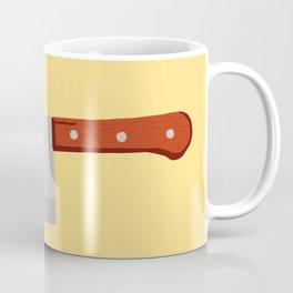 Meat Cleaver Coffee Mug