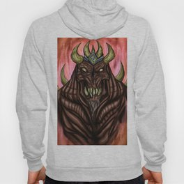Fire Demon Hoody