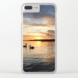 Beautiful from Every Angle Clear iPhone Case