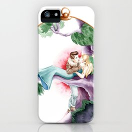Sleeping Beauty, Cage iPhone Case