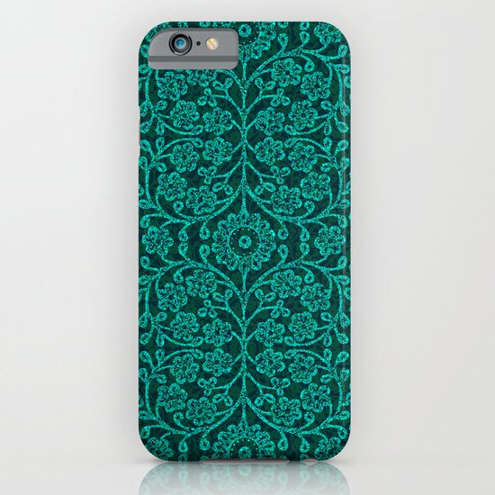 ANCIENT FLORA iPhone & iPod Case