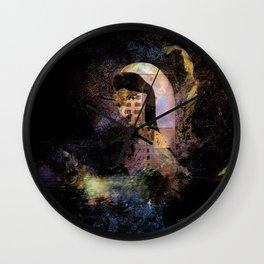 JEZEBEL-6-4-Abstract Wall Clock