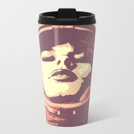 S. O. Metal Travel Mug