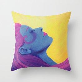 Nice Dream Throw Pillow