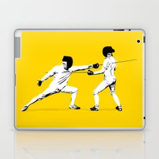 The Duel Laptop & iPad Skin