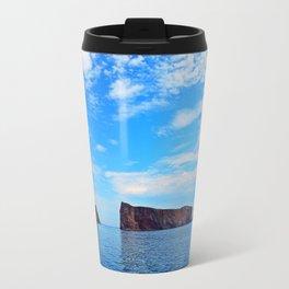 Perce Rock and Cliff Travel Mug