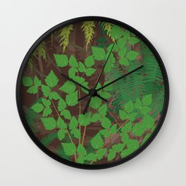 HOMEBASE Wall Clock