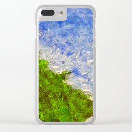 Galway bay 2 Clear iPhone Case