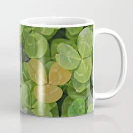 Multicoloured leaves with patterns Coffee Mug