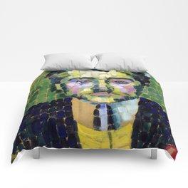 """Robert Delaunay """"Jean Metzinger"""" Comforters"""