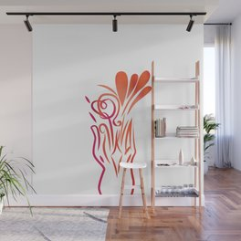 Give And Receive Wall Mural
