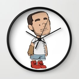 Schulz Liam Wall Clock