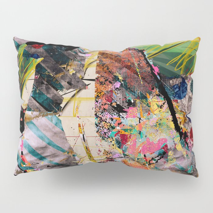 Junk Yard Pillow Sham