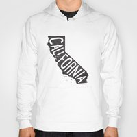 california Hoodies featuring California by cabin supply co