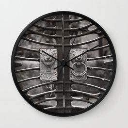 portal, june 2018 Wall Clock
