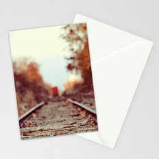 Train Song Stationery Cards