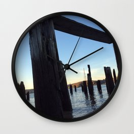 Balance of nature Wall Clock