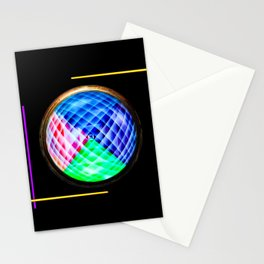 Abstract in perfection 10 Stationery Cards