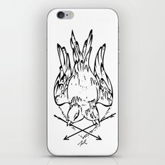 Two Bird iPhone & iPod Skin