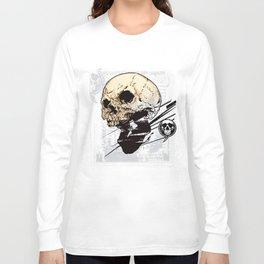 Skull 001 Long Sleeve T-shirt
