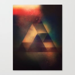 6try Canvas Print