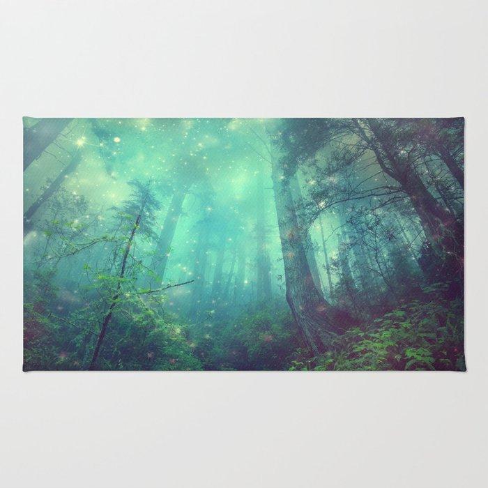 Enchanted Forest II Rug