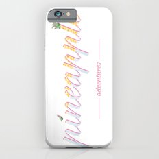 Pineapple Adventures iPhone 6s Slim Case