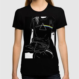 lay back T-shirt