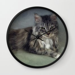 Luna II Wall Clock